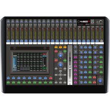 ASHLY digiMIX24 24Ch Motorized Fader Intelligent Meter Bridge Digital Mixer $50 Instant Coupon Use Promo Code: $50-OFF