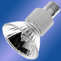 Ushio JDR75w halogen Bulb for the Par16