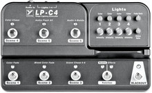 YORKVILLE LP-C4 Compact 6 Scene Light Foot Controller