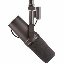 SHURE SM7B Professional Broadcasting Vocal Mic $5 Instant Coupon Use Promo Code: $5-OFF