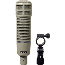EV RE20 Professional Broadcast Announcer Voiceover Mic