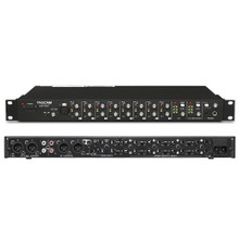 TASCAM LM-8ST 8 Channel Stereo Rackmount Line Mixer