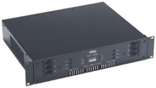 NSI DDS8600 6 Channels @ 1200w for 7200w Total Rackmount Dimmer