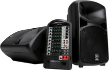 YAMAHA STAGEPAS 600i Powered PA System with Cables and Optional Speaker Stands $30 Instant Coupon Use Promo Code: $30-OFF
