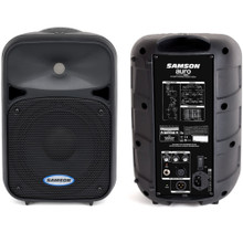 SAMSON AURO D208 Compact Active 400w Total PA System $20 Instant Coupon Use Promo Code: $20-OFF