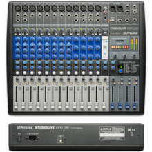 PRESONUS STUDIOLIVE AR16 USB Hybrid Built-in SD Recorder & Software Audio Mixer $20 Instant Coupon use Promo Code: $20-OFF