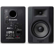 M-AUDIO BX5-D3 Active 200w Total Nearfield Reference Studio Monitors