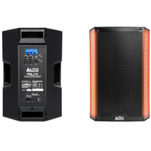 ALTO PROFESSIONAL TSL215 2200w Total Peak Power Lighted PA System Pair $30 Instant Coupon Use Promo Code: $30-OFF