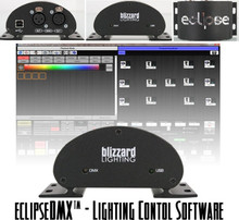 BLIZZARD ECLIPSE DMX Lighting Software Program