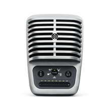 SHURE MOTIV MV51 Large Diaphragm Digital Condenser Microphone with USB & iOS Lightning Cables