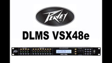 PEAVEY VSX48e Loudspeaker Management System Processor $10 Instant Coupon use Promo Code: $10-OFF