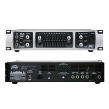 PEAVEY TOUR 700 Powerful Rackmount Bass Amplifier $25 Instant Coupon Use Promo Code: $25-OFF