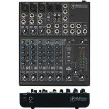 MACKIE 802VLZ4 Ultra Compact 8 Channel Universal Power Audio Mixer $5 Instant Coupon Use Promo Code: $5-OFF