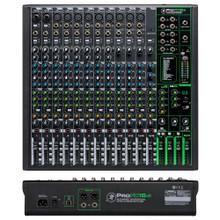 MACKIE ProFX16v3 Compact 16-Channel USB FX Recording Audio Mixer