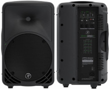 "MACKIE SRM350v3 2000w Total 10"" Speaker PA System Pair"