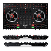 NUMARK NS6II 4 Channel DJ Controller Workstation with Serato Software $25 Instant Coupon Use Promo Code: $25-OFF