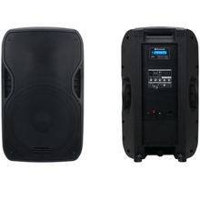 AMERICAN AUDIO ELS-GO15BT Active Re-chargeable Bluetooth PA Speaker System Pair with Built-in MP3 Player $5 Instant Coupon use Promo Code: 5-OFF