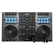GEMINI G4V 4 Deck DJ Controller with USB Audio Interface