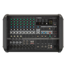 YAMAHA EMX5 12 Channel 1260w Powered FX Mixer with Feedback Suppressor $10 Instant Coupon Use Promo Code: $10-OFF