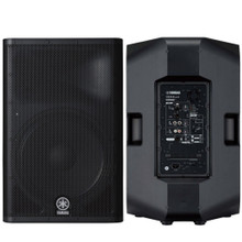 YAMAHA DXR15 MKII Lightweight 2200w Total Active PA Speaker System Pair
