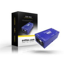 ENTTEC 70405 ODE MK2 Open Ethernet DMX Gateway Light Controller Interface $20 Instant Coupon Use Promo Code: $20-OFF