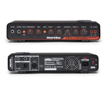 HARTKE TX600 Compact Lightweight 600w Tube Pre-Amp Bass Amplifier $15 Instant Coupon Use Promo Code: $15-OFF