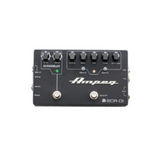 AMPEG SCR-DI Bass Direct Box Interface with Scrambler Overdrive $5 Instant Coupon use Promo Code: $5-OFF