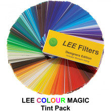 "Lee Colour Magic Series Tint Pack (12) 12"" x 10"" Filters"