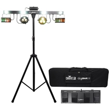 CHAUVET DJ GIGBAR 2 Complete Wireless Foot Control 4n1 Led / Laser / Strobe / UV Remote System $5 Instant Coupon Use Promo Code: $5-OFF