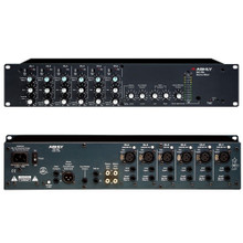 ASHLY MX-406 Professional Grade Rackmount 6 Channel Stereo Mic/Line Mixer $50 Instant Coupon Use Promo Code: $50-OFF