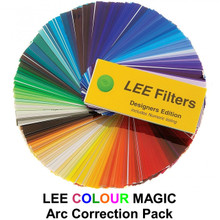 "Lee Colour Magic Series Arc Correction Pack (8) 12"" x 10"" Filters"