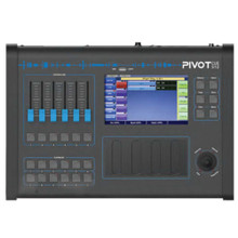 "PIVOT CUE 512 Professional DMX Lighting Console with Joystick, 7"" Touch Screen & Touch Faders $25 Instant Coupon Use Promo Code: $25-OFF"