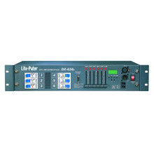 LITE-PUTER DX626 6 Channels @ 2400w with 14400w Total Rackmount Dimmer Pack