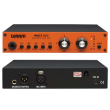 WARM AUDIO WA12 MKII Studio Microphone Preamp Processor
