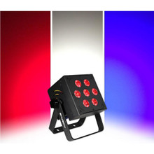 BLIZZARD SKYBOX 5 RGBAW Lithium-Ion Battery Powered LED Light with Built-In 2.4 GHz Wireless DMX $15 Instant Coupon use Promo Code: $15-OFF