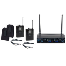 VOCOPRO DIGITAL-2G Dual Guitar/Bass Wireless Instrument System $5 Instant Coupon use Promo Code: $5-OFF