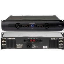 SAMSON SERVO 600 Rackmount 2 Space Power Amplifier