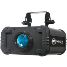 AMERICAN DJ H2O LED IR Water Effect with (2) Lens 5 Color + White and Split Colors