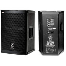 YORKVILLE EF12P Active 4800w Total Peak PA System Speaker Pair