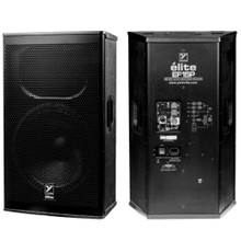 YORKVILLE EF15P Active 4800w Total Peak PA System Speaker Pair $100 Instant Coupon Use Promo Code: $100-OFF