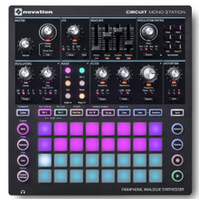 NOVATION CIRCUIT MONO STATION Professional Monosynth Sequencing Performance Controller