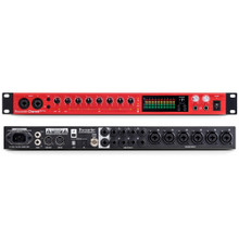 FOCUSRITE CLARETT 8Pre Thunderbolt Audio Digital Home Studio Interface with Software