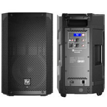 "EV ELX200-10P 2400w 10"" Active PA System Pair with Integrated QuickSmartDSP $25 Instant Coupon use Promo Code: $25-OFF"