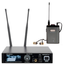 VOCOPRO IEM-DIGITAL Personal Rackmount In-Ear Wireless Monitor System