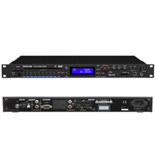 TASCAM CD-400U Professional Rackmount CD/SD/USB/Bluetooth/AM-FM Digital Player / Recorder