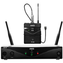 AKG WMS420 Presenter Set Lavalier Wireless Mic System