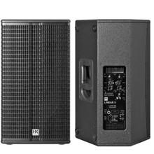 HK AUDIO LINEAR 3 112 XA 2400W Total Active PA System Speaker Pair