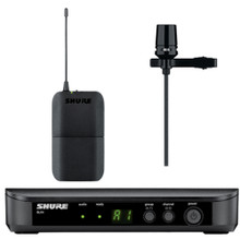 SHURE BLX14/CVL-K12 Lavalier Wireless System Non USA - International Use Only $5 Instant Coupon Use Promo Code: $5-OFF
