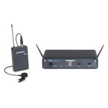 SAMSON CONCERT 88 PRESENTATION Wireless Lavalier Mic System