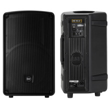 RCF HD10-A MK4 1600w Total Peak Active PA Speaker System Pair